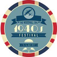 1940's Festival logo