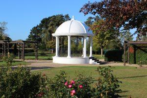 Jubilee Park bandstand