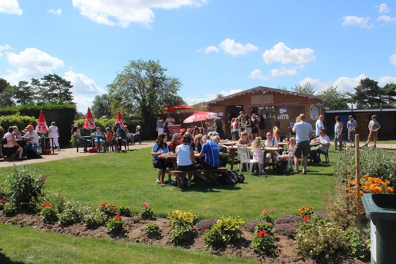 Jubilee Park cafe