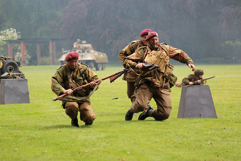 Military Re-enactment