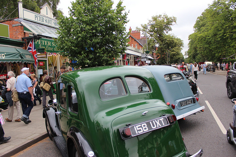 Pre 1950 Vehicle Rally