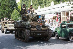Stuart m5A1 tank