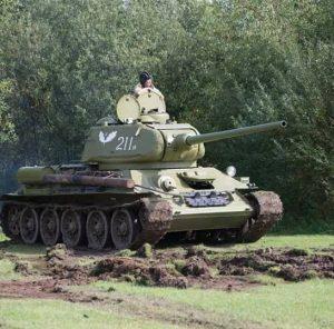Soviet T34
