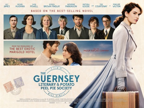 Film - The Guernsey Literary And Potato Peel Pie Society