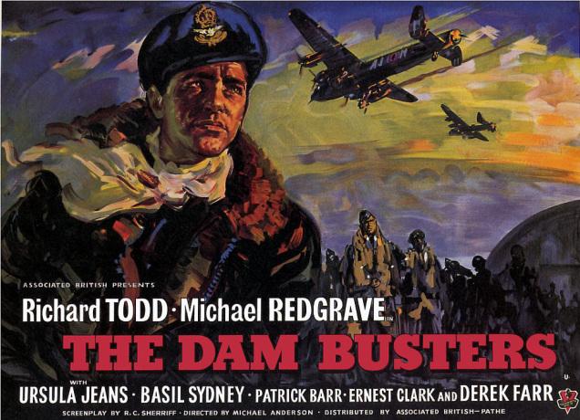 Dambuster Film Poster