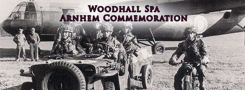 Woodhall Spa to Arnhem Exhibition