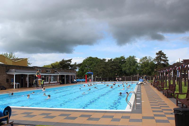 Photos Of Woodhall Spa Pool