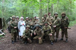 Poor Bloody Infantry - 1st Prize LHG display