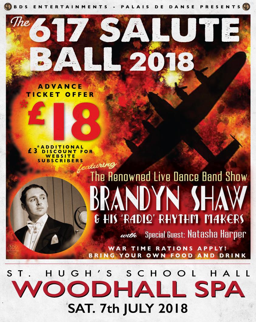 617 Salute Ball