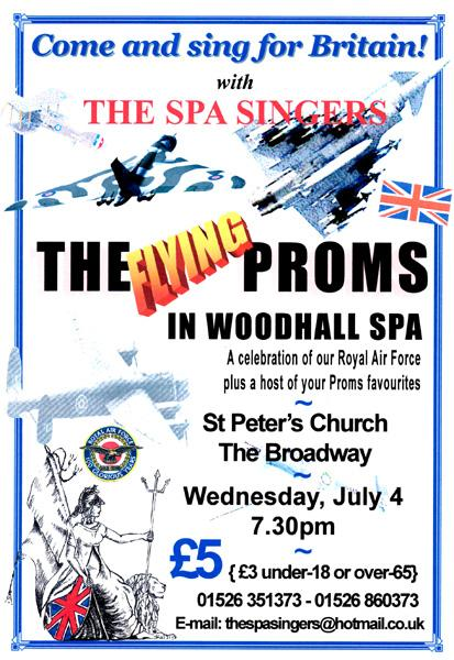 The Flying Proms