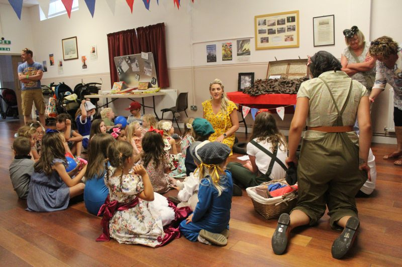 Children's 1940's Party