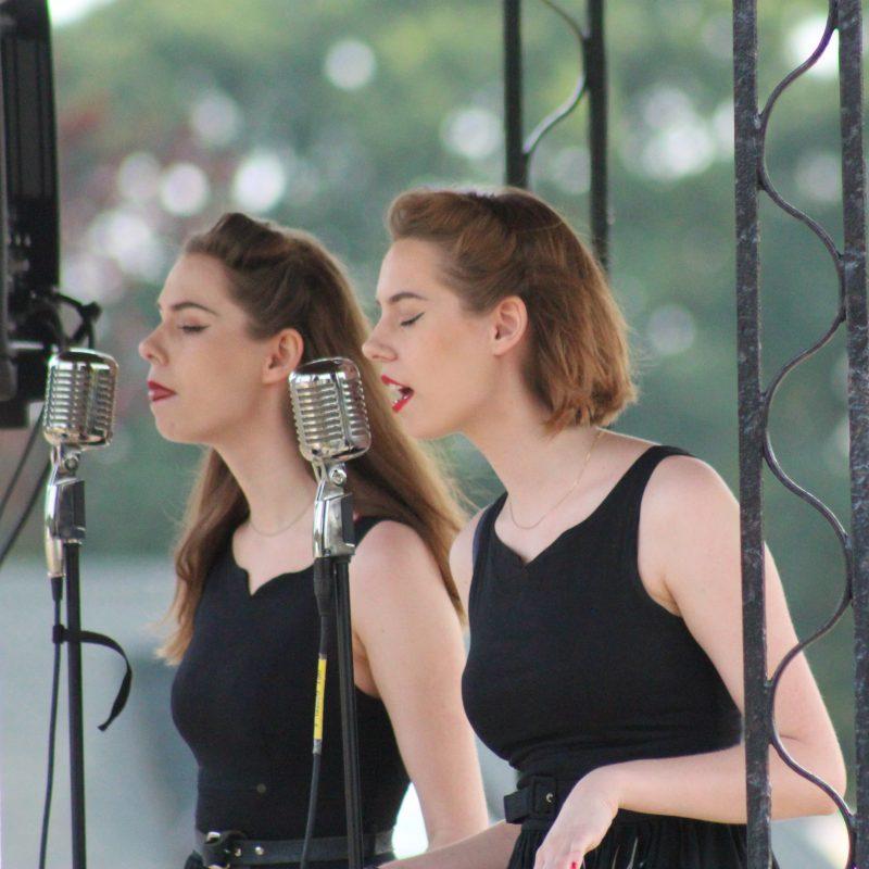 The Garnett Sisters