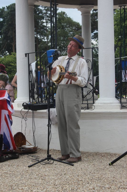 The George Formby Experience