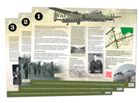 wartime woodhall heritage trail