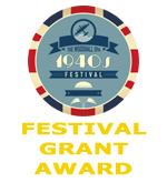 festival grant award