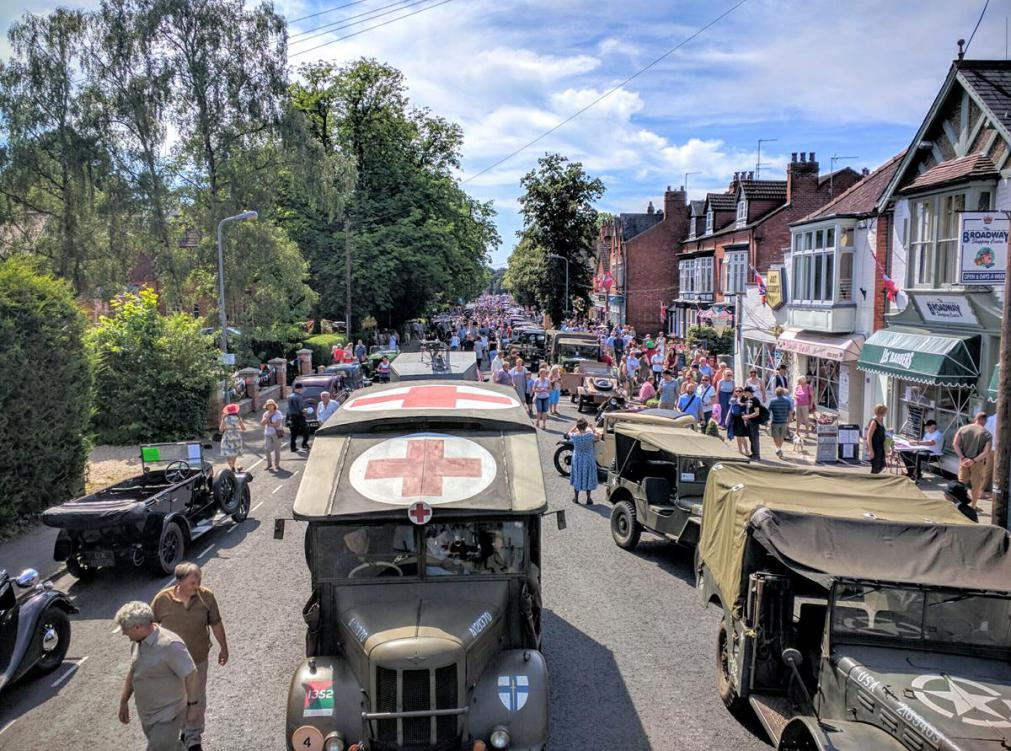 woodhall spa 1940s festival